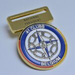 Medaille 41 Clubs Belgium
