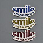 Pin Email 2D Smile Ambassador