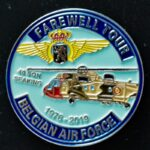 Pin Email 2D Belgian Air Force