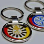 Sleutelhanger 41 Clubs Belgium